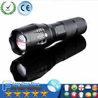 LED Wiederaufladbare Taschenlampe CREE XML T6 linterna taschenlampe 4000 lumen 18650 Batterie Outdoor Camping Leistungsstarke Led-taschenlampe