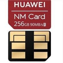 90MB/s Speed Original For Huawei Mate 20/20 Pro/20X/20RS/P30/P30Pro NM Card 256GB Nano Memory Card