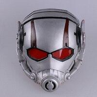 Ant Man Maschera Antman Costume Resina Ant man Helmet PVC Cosplay Maschera di Halloween Mascaras Maschere Batman Iron Man Helmet