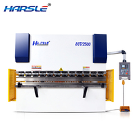 OEM Welcomed Harsle Design CNC Sheet Metal Press Brake