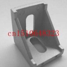 3030 Европейский Стандартный алюминия угол совместных кронштейн для Алюминий Profile 3030