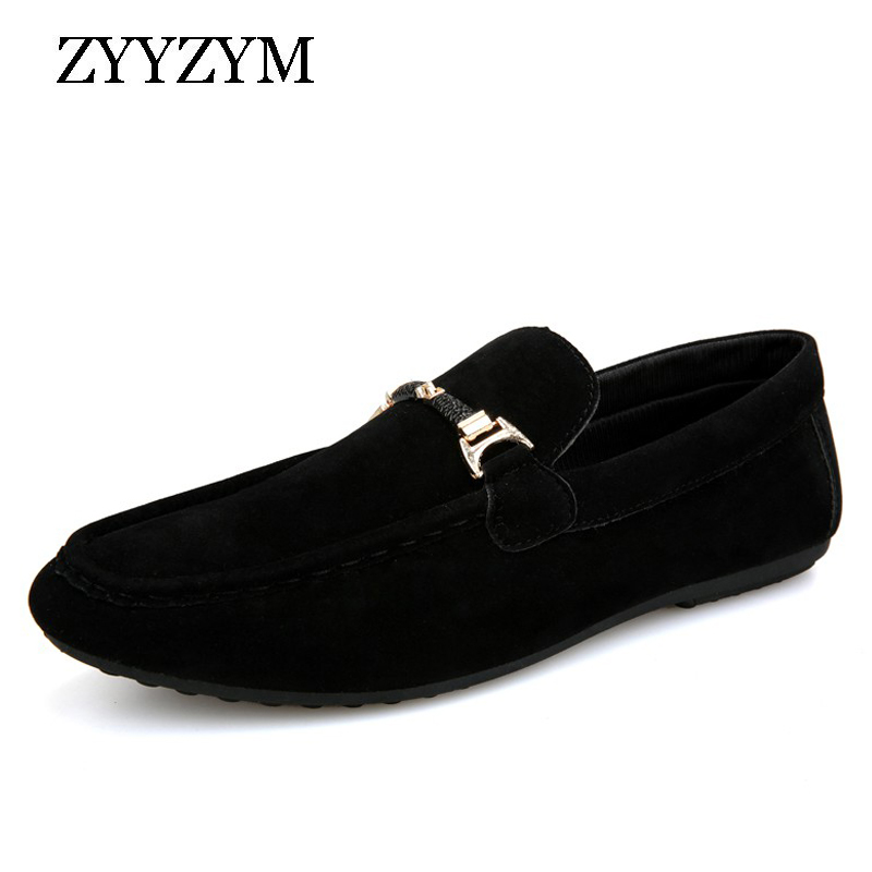 ZYYZYM Loafers Moccasins 2019 Spring Summer Breathable