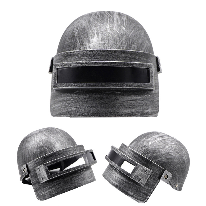 PUBG Playerunknown's Battlegrounds Level 3 Helmet Cap Hallowmas Cosplay Mask Party Novelty Gag Toys Gift For Child