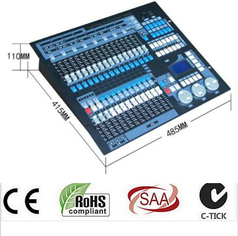 1024 DMX Lighting Consoles Professional Stage Light Pearl Avolite Controllers DJ Disco Equipment DMX controller LED moving Head hot sell 240 disco dmx controller dmx 512 dj dmx console equipment for stage wedding and event lighting dj controller