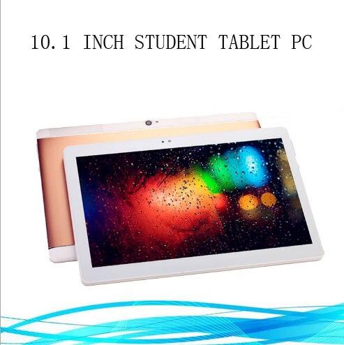 10.1 POUCE TABLET PC D'apprentissage Machine Double caméras 4500 MAH haute qualité batterie 1080 P HD ÉCRAN Pour Enfants