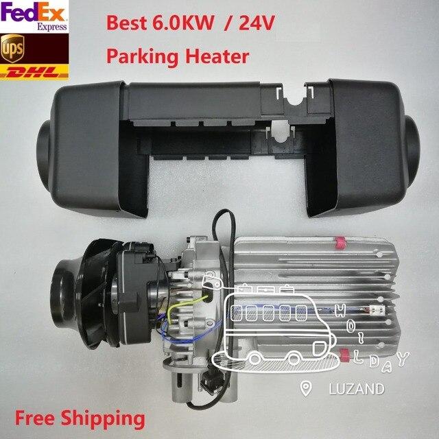 Gratis Verzending Hot Verkoop 2017 Beste 5 5kw6 0kw 24 V Air Diesel