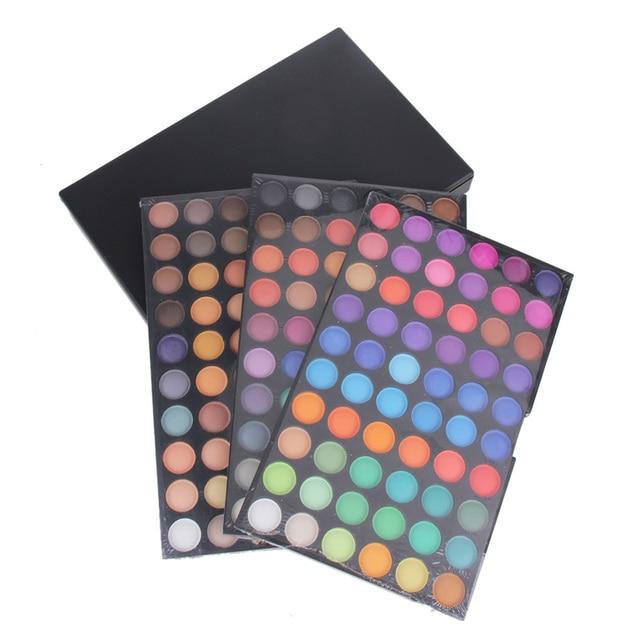 2016 NEW  Pro 180 Full Color Eyeshadow Makeup Eye Shadow Palette Beauty Brand Full Color Makeup Palette #BSEL