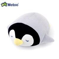 Подлинная Metoo Плюшевые Ocean чучело пингвина подушку черепаха мягкая кукла для маленьких детей игрушки для мальчиков и девочек детские подарк...