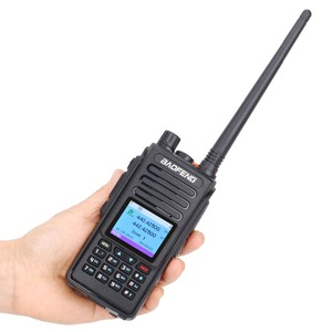 Image 5 - Baofeng DMR DM 1702 (GPS)  Walkie Talkie VHF UHF Dual Band 136 174 & 400 470MHz Dual Time Slot Tier 1&2 Digital/Analog CB Radio
