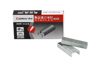 24/6 staples for stapler stationary Office accessories School supplies COMIX B3058 image