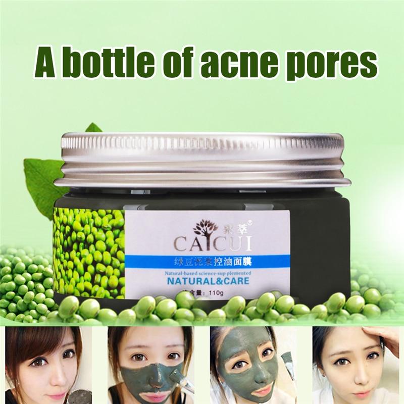 Skin Care 2019 Latest Design Maange 110g Skin Care Mung Bean Mud Oil Control Anti Acne Blackhead Remove Peel Off Facial Mask 3t2888 Hot New Harmonious Colors