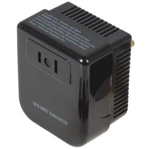 Image 3 - Black Soshine 4 in 1 US / UK / EU / AU Universal 220/240V to 110/120V Converter and Plug Set Adapter