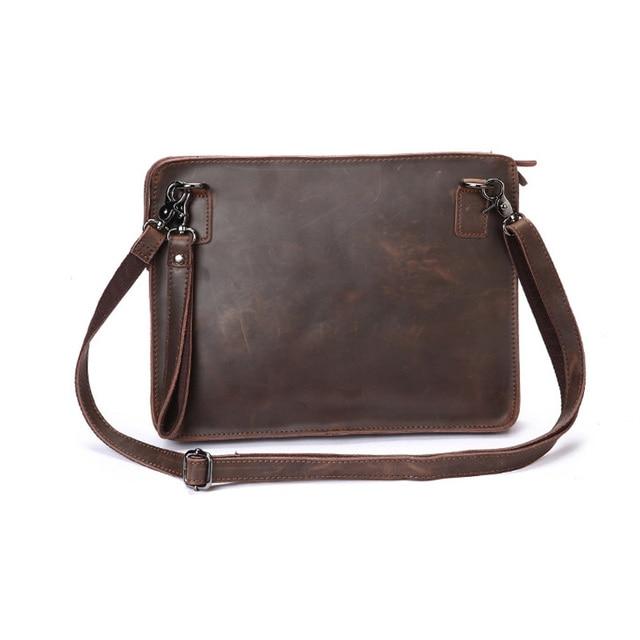 833bcac851cf US $46.19 23% OFF|YISHEN Genuine Leather Men Shoulder Bag Vintage Style  Casual Men Messenger Bags Promotion Crossbody Men Bag Male Hot Sell  BF072-in ...