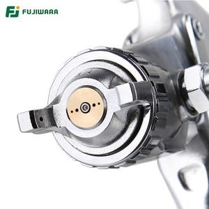 Image 5 - FUJIWARA W 71C Pneumatische Spuitpistool Vernis Spuitpistool Zeer Verstoven Meubels, Houten Meubels Auto Spuitpistool