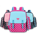 New Children Orthopedic School Backpack Breathable Burden School Bags For Grade 1 -4 Kids