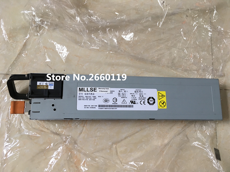 Server power supply for X3550 7001134-Y000 7001134-Y002 39Y7189 39Y7188 670W fully test цена