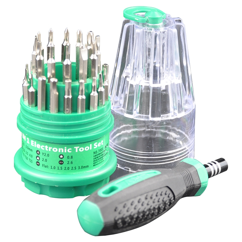 Kamoer Screwdriver Combination Tool  Easy To Carry