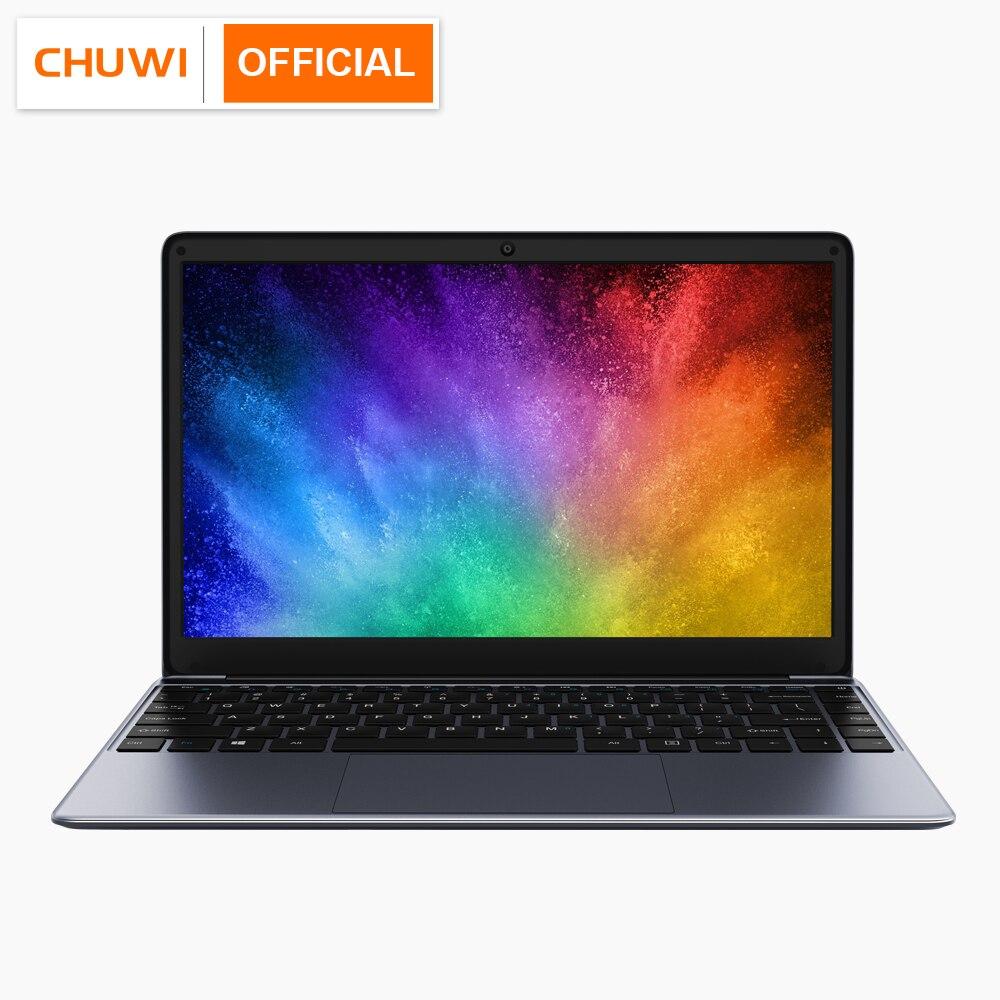 CHUWI HeroBook 14.1 Inch Windows 10 Intel E8000 Quad Core 4GB RAM 64GB ROM Laptop Full Layout Keyboard Mini HDMI Notebook