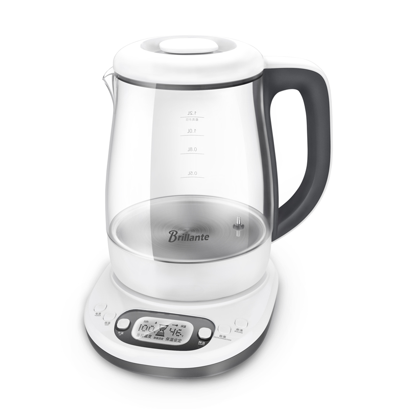 Haier Brillante Electric Kettle Baby Smart Milk Thermostatic Constant Temperature Water  ...