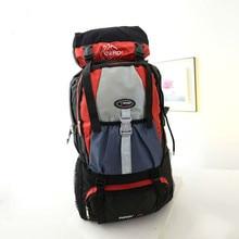 New 60L Waterproof Backpack Rucksack Outdoor Sports Bag Travel Camping Hiking Women Trekking Men