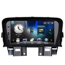 Car DVD Player Navigation System for Chevrolet Cruze/Daewoo Lacetti Premiere/Holden Cruze 2008 2009 2010 2011 with Raido RDS