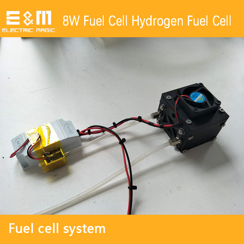 8W Fuel Cell System…