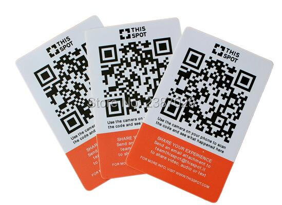 wholesale customized cr80 glossy finished pvc membership card with qr barcode free shipping 1000pcs lot factory price cmyk customized printing pvc combo card die cut key tag with qr barcode