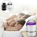Behogar USB питание от комаров фотокатализатор светодиодный ловушка для мух-убийц светильник для борьбы с вредителями Отпугиватель комаров нас...