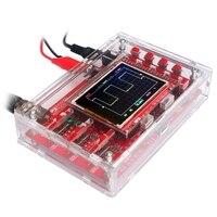 DSO138 Digital Oscilloscope DIY Kit DIY Parts for Oscilloscope Making Electronic diagnostic tool Learning osciloscopio Set 1Msps