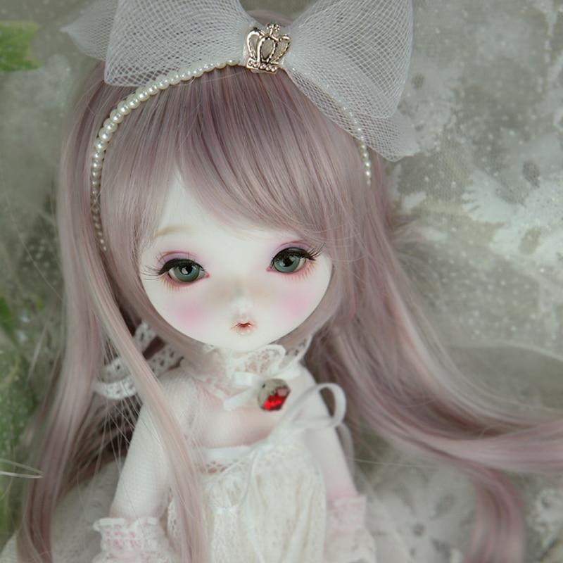 Leekeworld bjd sd dolls Leeke Chloe 1/6 body model  girls dolls High Quality toys shop resin anime furniture Oueneifs 1