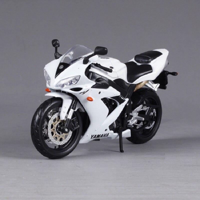 Original maisto new children mini Yamaha Supercross YZF R1 metal die ...