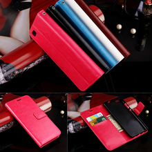 Classial Stand Wallet Leather Case For Huawei P8 Lite Flip Book Style font b Phone b
