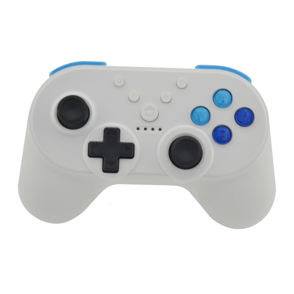 10pcs For Switch Mini Wireless Bluetooth Gamepad game Controller for Switch NS GamePad Console with N-F-C Function