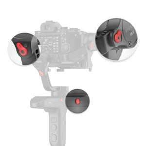 Image 4 - ZHIYUN Official Weebill LAB 3 Axis Image Transmission Stabilizer for Mirrorless Camera OLED Display Handheld Gimbal