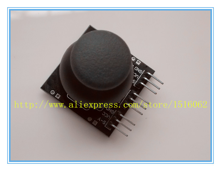 LOT Dual-axis XY Joystick Module  for arduino