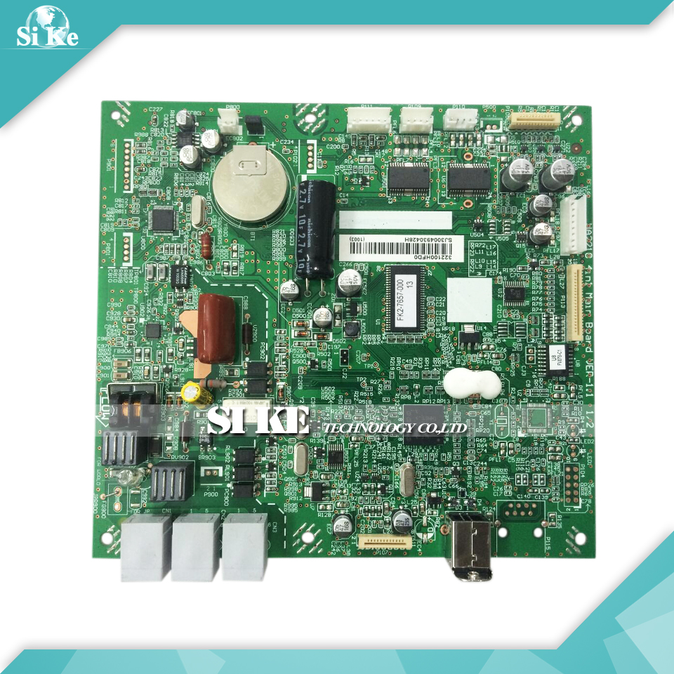 Original Main Logic Board For Canon MF4350D MF4370D MF 4350 4370 4350D 4370D Formatter Board Mainboard