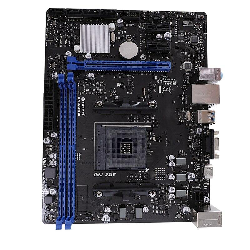 A320M-Vh ordinateur carte mère mémoire Am4 pour bureau haute vitesse professionnel double canal Stable carte mère Ddr4 ordinateur Acces