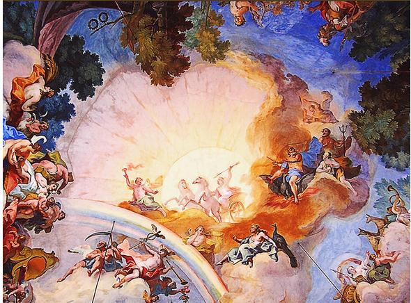 3d photo wallpaper 3d ceiling wallpaper murals the sun rises3d photo wallpaper 3d ceiling wallpaper murals the sun rises frescoes on the renaissance wallpaper
