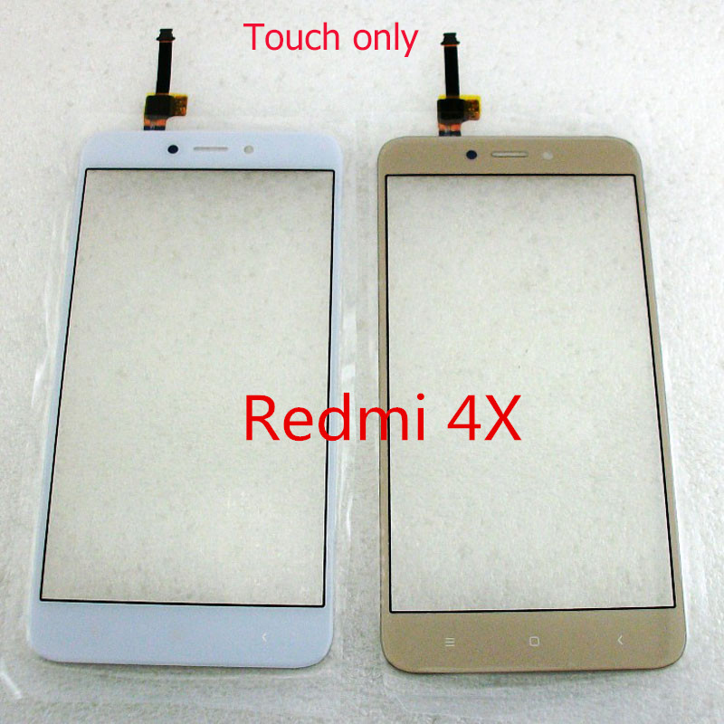 Touch <font><b>Screen</b></font> For Xiaomi <font><b>Redmi</b></font> <font><b>4</b></font> 4X / <font><b>Redmi</b></font> <font><b>note</b></font> 4X Touchscreen Panel Digitizer LCD Display Front Glass Phone Spare Parts image