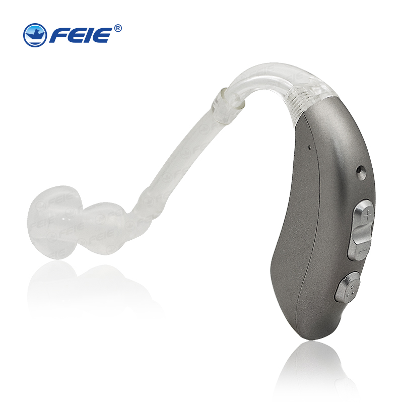 FEIE As Seen On TV Digital Hearing Aid 90dB Severe Hearing Loss Customized Listening Device Ear Equipment Hearing Aids MY-22 New spa массажер as seen on tv sonic