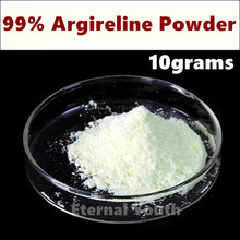 10grams Top Quality Cosmetic Raw Material 99 Argireline powder Ingredient Acetyl Hexapeptide 8 Anti Aging Ageless