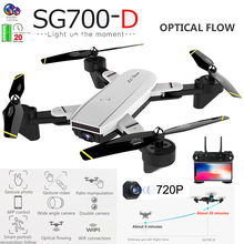 SG700-D 2.4 Ghz 4CH groothoek WiFi 720 P Optische Stroom Dual Camera RC Quadcopter Drone Hover p45(China)