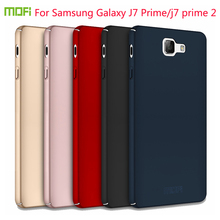 For Samsung Galaxy J7 Prime/ j7 prime 2 Case MOFI Fitted Cases High Quality PC Hard Prime Cover