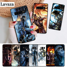 Lavaza Scorpion Sub Zero Mortal Kombat Silicone Case for Samsung S6 Edge S7 S8 Plus S9 S10 S10e Note 8 9 10 M10 M20 M30 M40