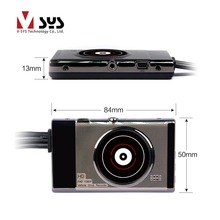 Vsys SYS upgraded T2 3.0 DVR motorcycle biker action camera rider dash cam with 1080 full HD and HD dual lens