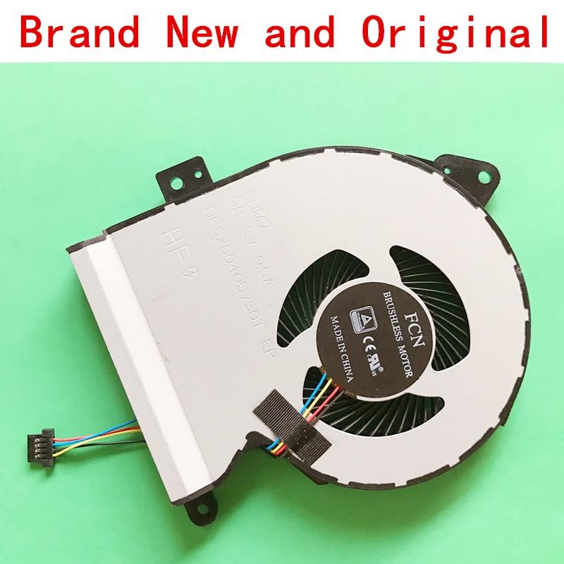 New Laptop CPU Cooling Fan Cooler Radiator Notebook For ASUS X540SA VM520U X540S X540SC X540LA X540LJ X540YA X540L X540 F540