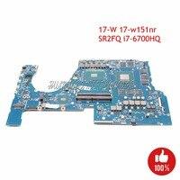 862263 601 862263 001 G38D DAG38DMBCC0 материнская плата для ноутбука hp OMEN 17 W 17 w151nr SR2FQ I7 6700HQ N17E G2 A1 GeForce GTX 1070