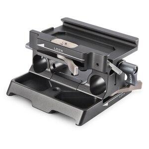 Image 2 - Наклонная плита TILTA TA BSP 15 G 15 мм LWS для TILTA BlackMagic BMPCC 4K, наклонная клетка Z CAM, серая или тактическая Готовая
