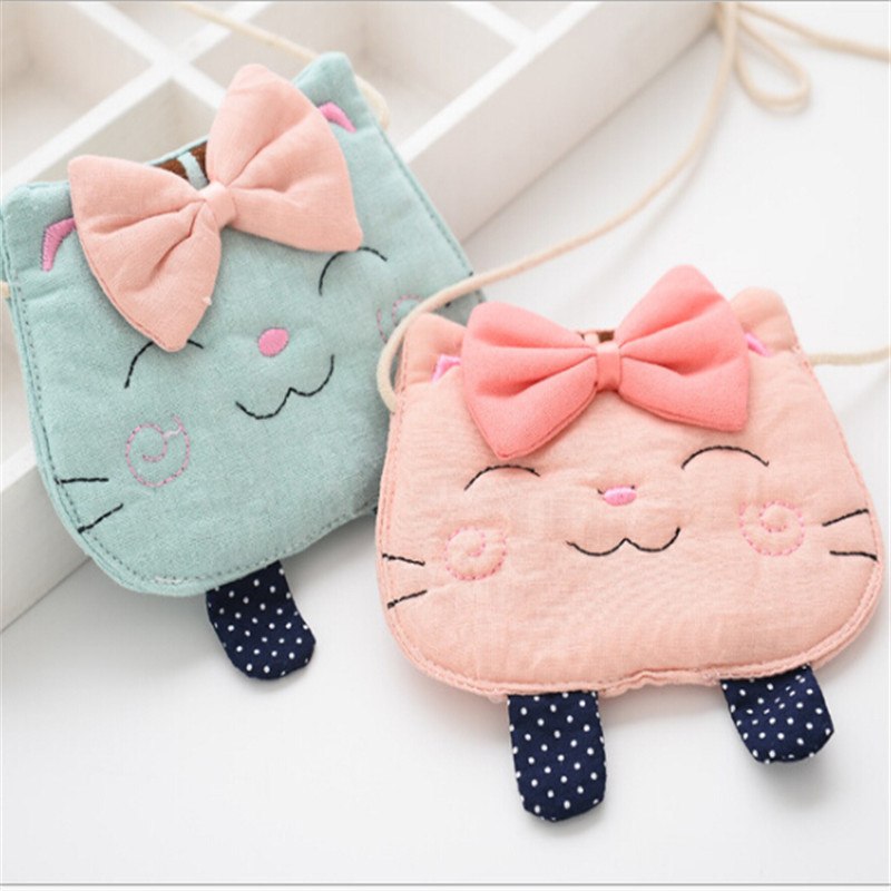 Coin Purses & Holders Luggage & Bags Dispalang Cartoon Heart Pattern Girls Change Purse Children Makeup Pouch Kids Key Money Card Wallet Women Coin Bags Small Purse In Pain