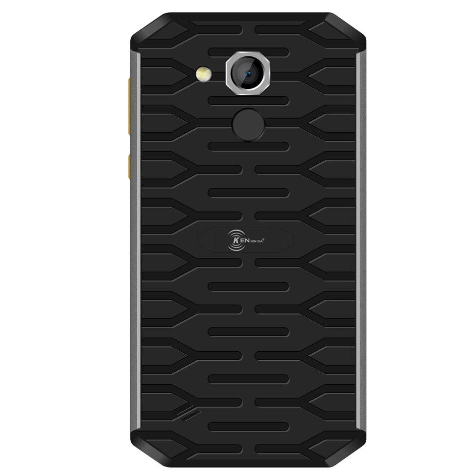 Cina S50 Impermeabile Antiurto SmartPhone Rugged Mobile Phone Android 6.0 ultra sottile sottile MTK6753 Octa Core 3 GB di RAM 13MP GPS - 3